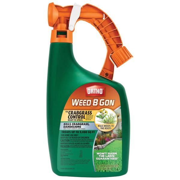 Weed - B - Gon Max Plus Crabgrass Control Ready Spray