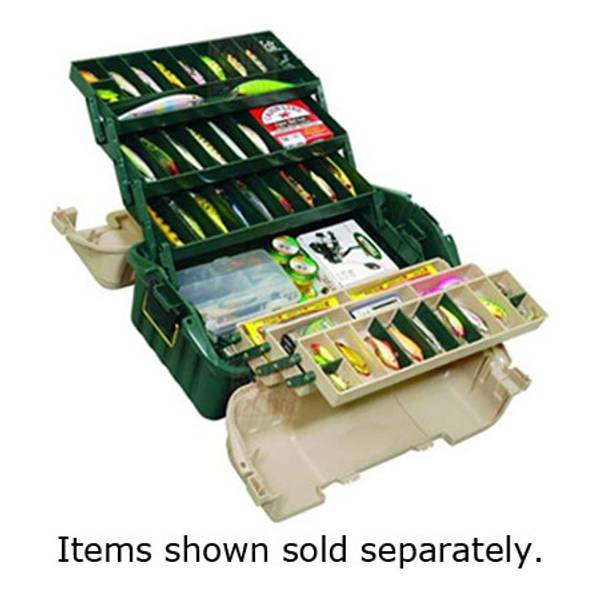 Plano Magnum Hip Roof 6 Tray Tackle Box