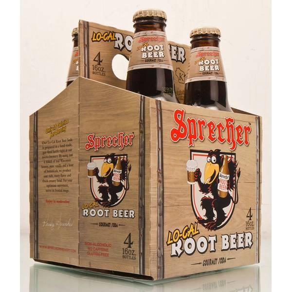 Lo - Cal Root Beer