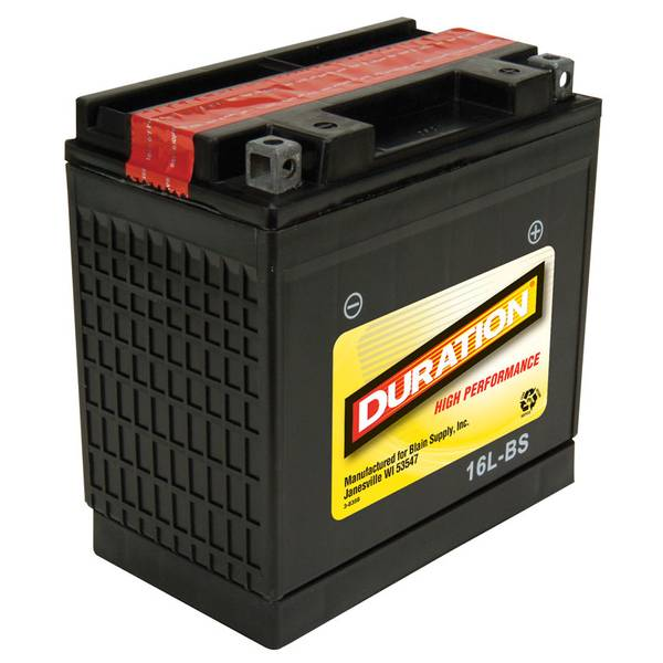 16 LBS AGM Powersport Battery