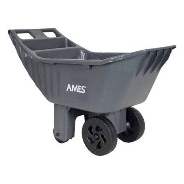 Easy Roller Plus All - Poly Lawn Cart