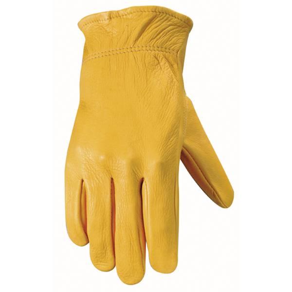 Ladies' Grain Deerskin Gloves
