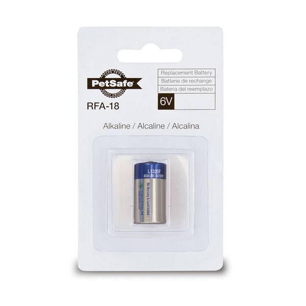 6 Volt Alkaline Battery