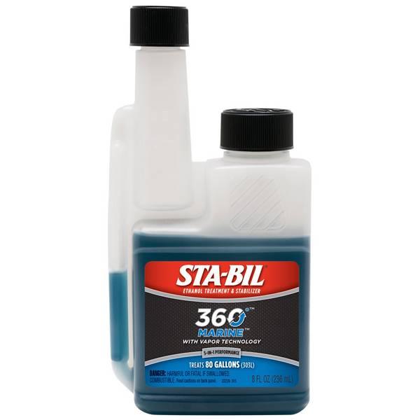 360 Degree Marine Formula Ethanol Treatment