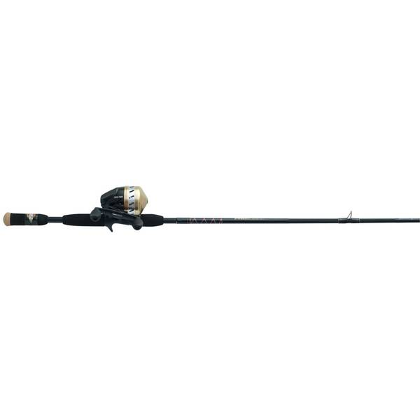 ProStaff Spincast Fishing Rod and Reel Combo