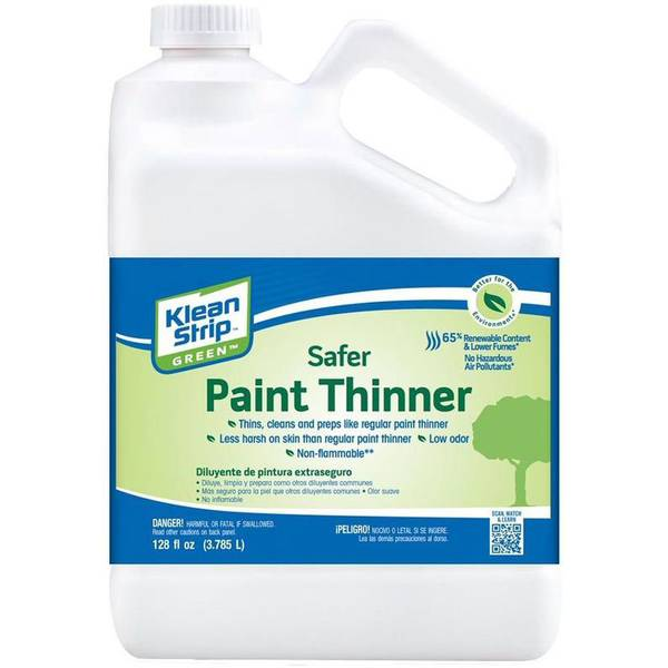 Green Safer Paint Thinner 1 Gal
