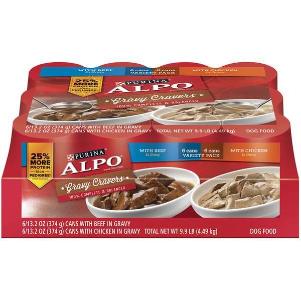 Prime Slices in Gravy Variety Pack