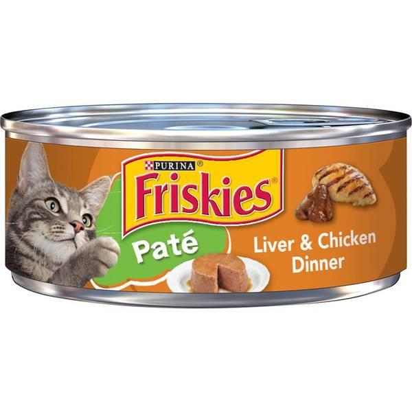 Pate Liver & Chicken Dinner