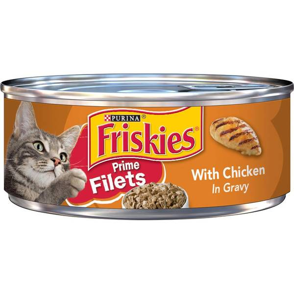 Prime Filets With Chicken In Gravy
