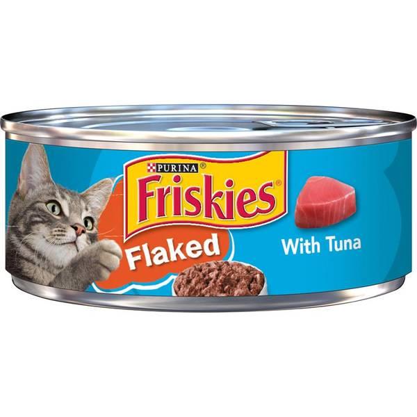 Flaked With Tuna