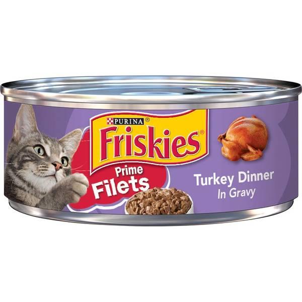 Prime Filets Turkey Dinner In Gravy