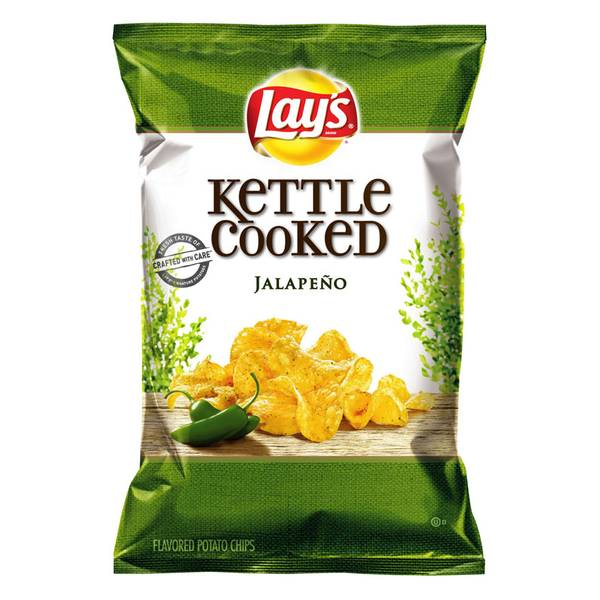 Jalapeno Kettle Cooked Chips