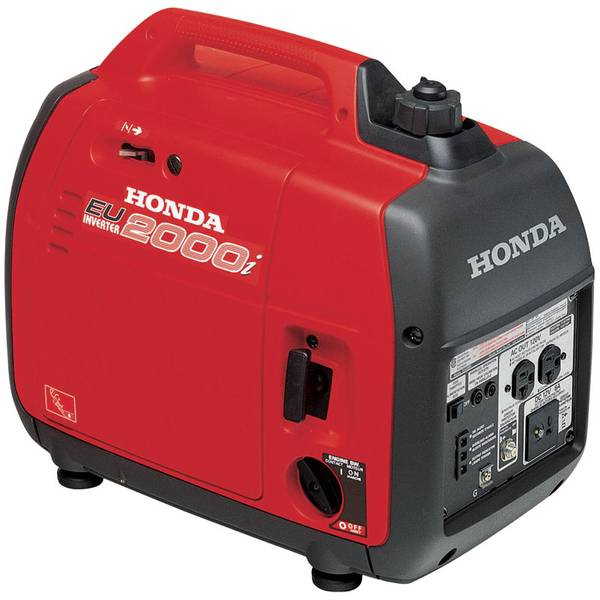 2000W Portable Generator