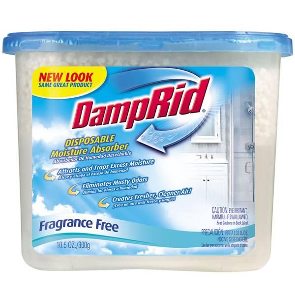 Damprid 10 5 Oz Moisture Absorber