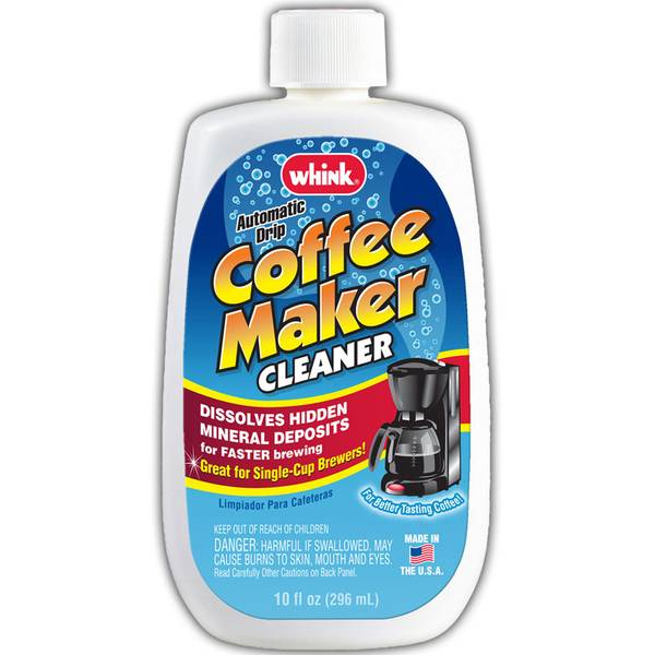 Automatic Drip Coffeemaker Cleaner