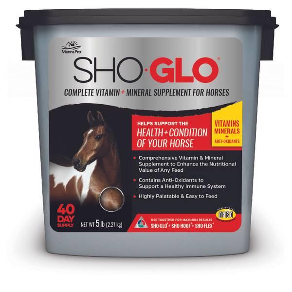 Sho - Glo Equine Supplement