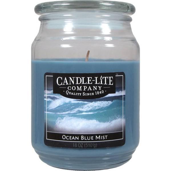 Ocean Blue Mist Candle