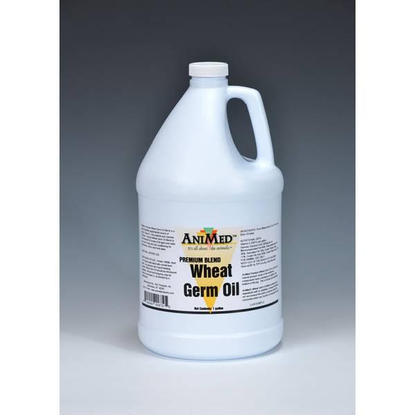 Wheat Germ Oil Blend