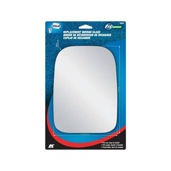 Chevy / GMC Full-size Pick-up Left Side Mirror Glass