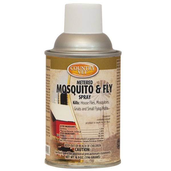 Metered Max Mosquito & Fly Spray Refill