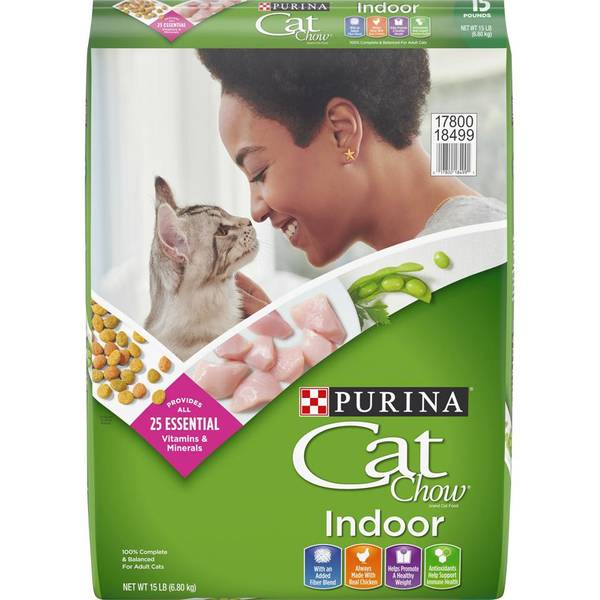 Cat Chow Indoor Formula Cat Food
