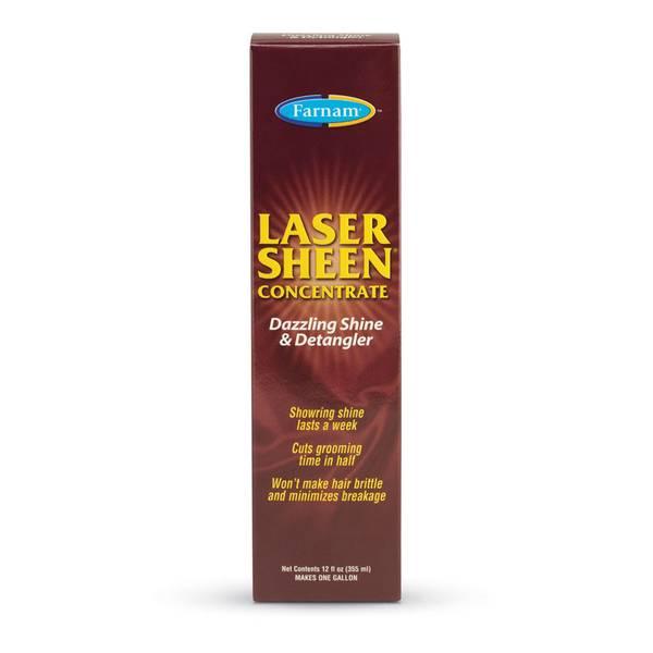 Laser Sheen Horse Detangler
