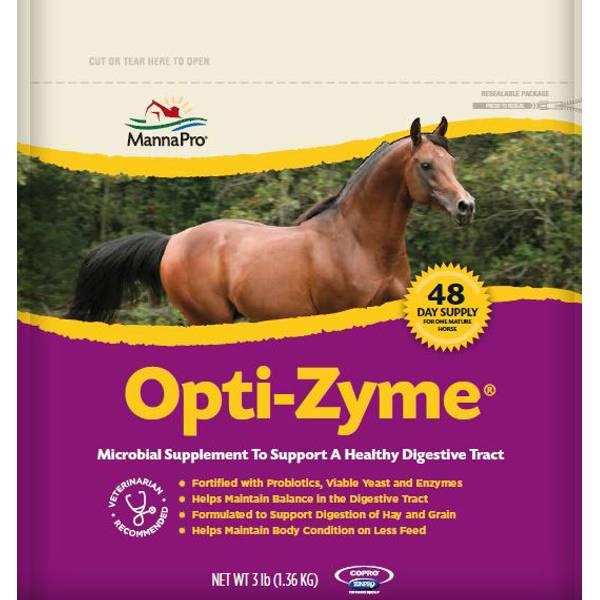 Opti - Zyme Probiotic Supplement