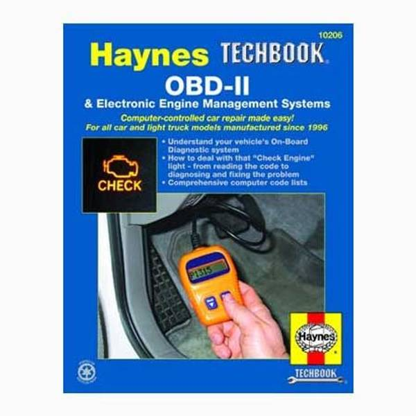 OBD-II & Electronic Engine Management Systems Manual