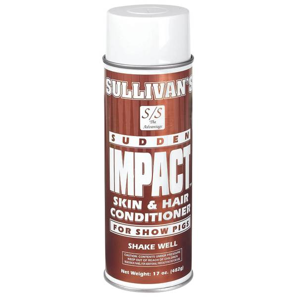 Sudden Impact Skin and Hair Conditioner