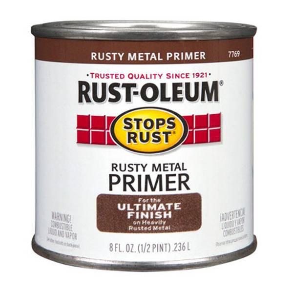 Rust Oleum Rusty Metal Primer Paint
