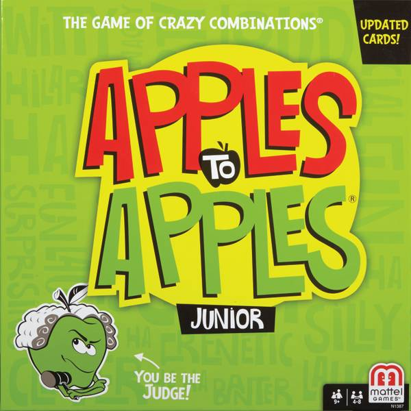 Apples to Apple Junior Game