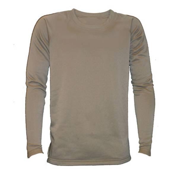 Men's Fleece Thermal Underwear Crew