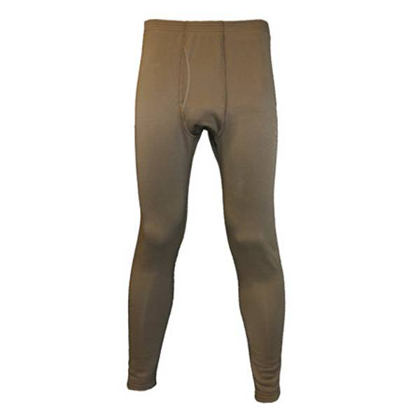 Men's Fleece Thermal Underwear Pants
