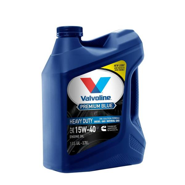 Premium Blue Diesel Engine Oil