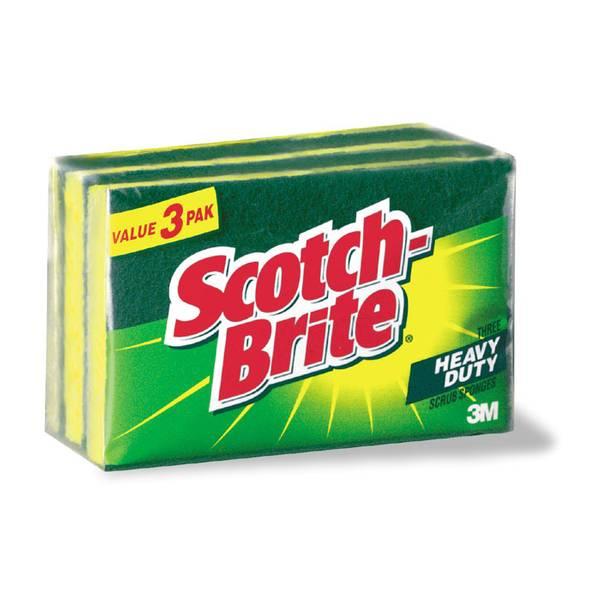 Heavy Duty Scrub Sponge