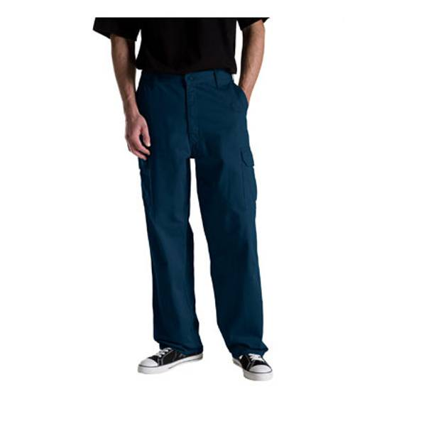 Men's Dark Navy Cargo Pants