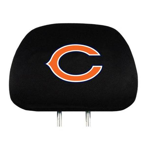 NFL Chicago Bears Headrest Cover