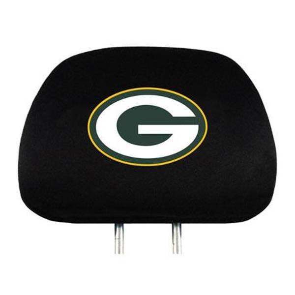 NFL Green Bay Packers Headrest Cover