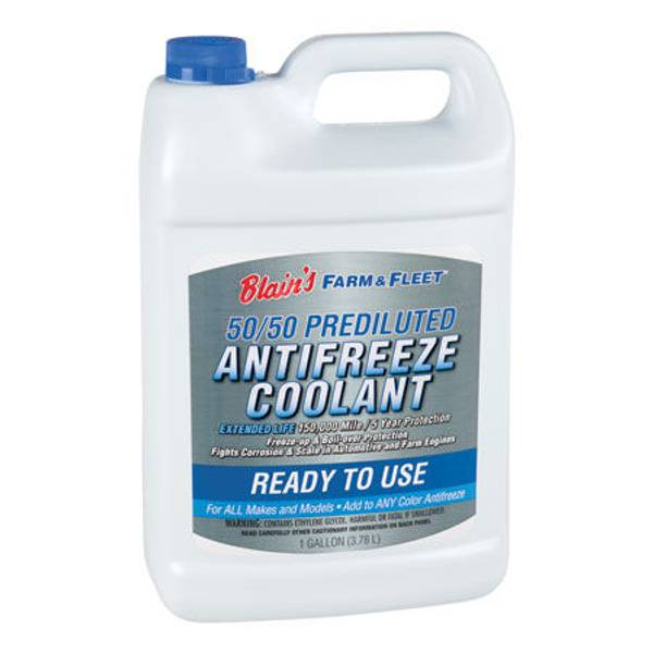 50/50 Diluted Antifreeze