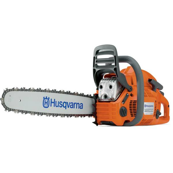 "24"" 460 Gas Chainsaw"