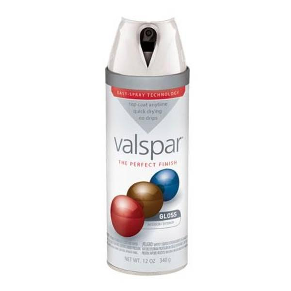 valspar premium enamel spray paint. Black Bedroom Furniture Sets. Home Design Ideas