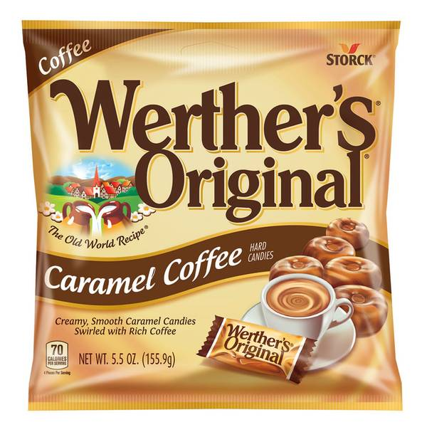 Caramel Coffee Hard Candy