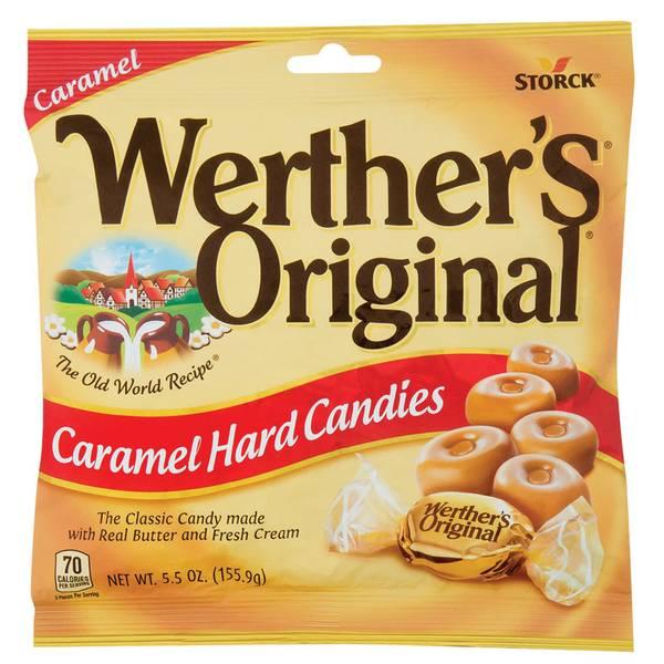 Caramel Hard Candy