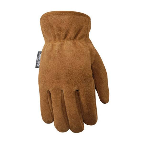 G100 Thinsulate Lined Suede Cowhide Gloves