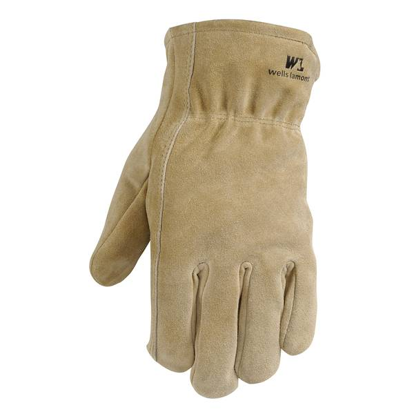 Men's G100 Thinsulate Lined Suede Cowhide Gloves