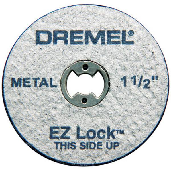 EZ Lock Metal Cut-Off Wheel