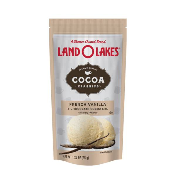 Classic Chocolate & French Vanilla Cocoa Mix