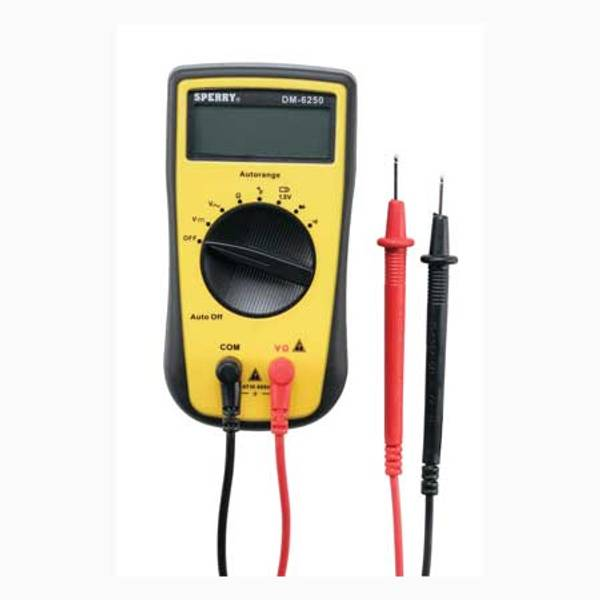 7 Function Auto Range Digital Multimeter