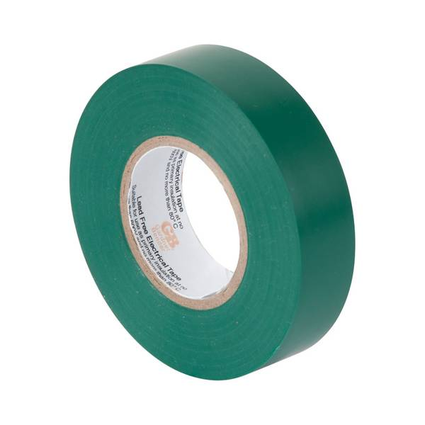 Green Electrical Tape