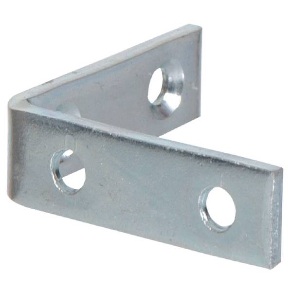 Zinc Plated Corner Brace